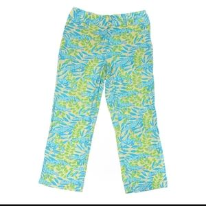 Lily Pulitzer Ankle Pants Size 4